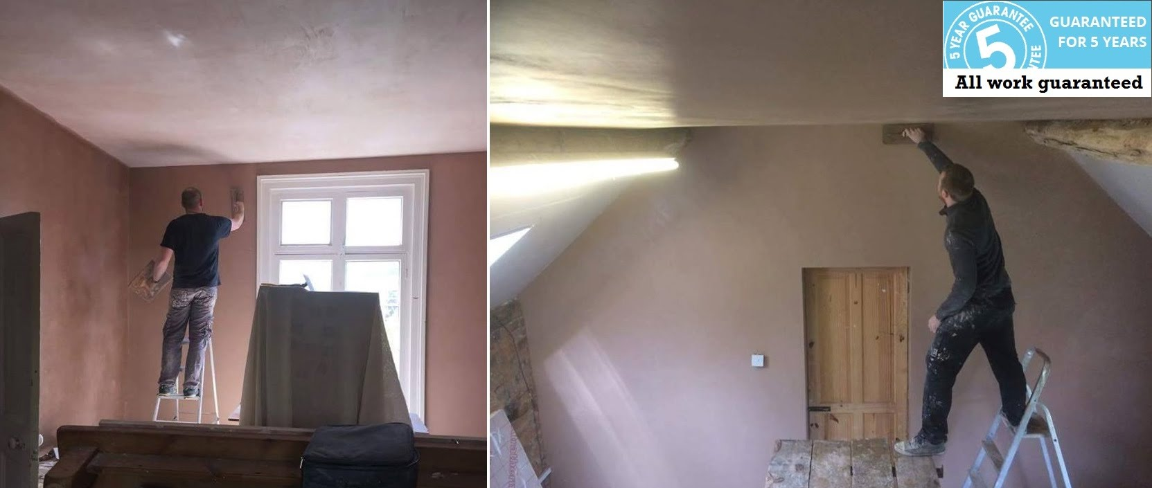 Sd Roberts Quality Rated Plasterers Warwickshire Internal Wall Insulation Solid Wall Insulation